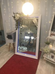 The Mirror Me Booth